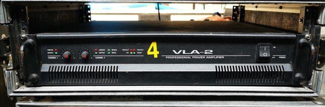 Wzmacniacz Pro Audio VLA - 2 2400W