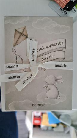 Karty do zdjęć newbie