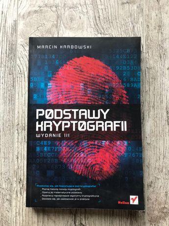 Książka Podstawy Kryptografii wyd. III - Marcin Karbowski