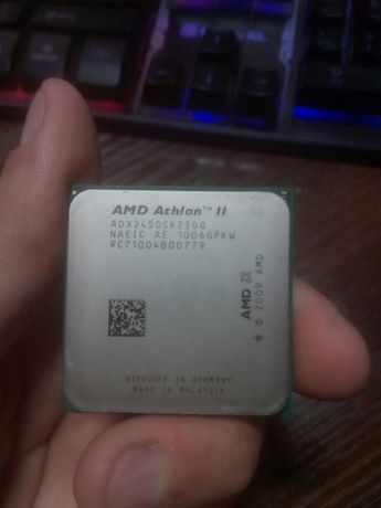 Процессор AMD Athlon II X2