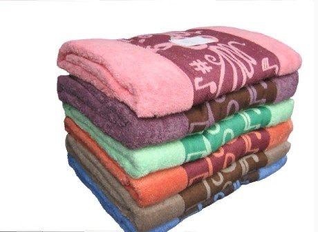 Поменяй полотенце в ванной недорого! Полотенце банное 140-70см