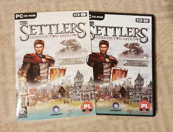 Gra PC - Settlers V: Dziedzictwo królów BOX (premierowa, komplet)