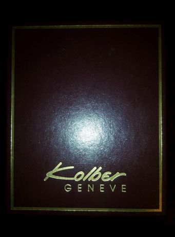 Шкатулка чехол для часов Kolber geneve