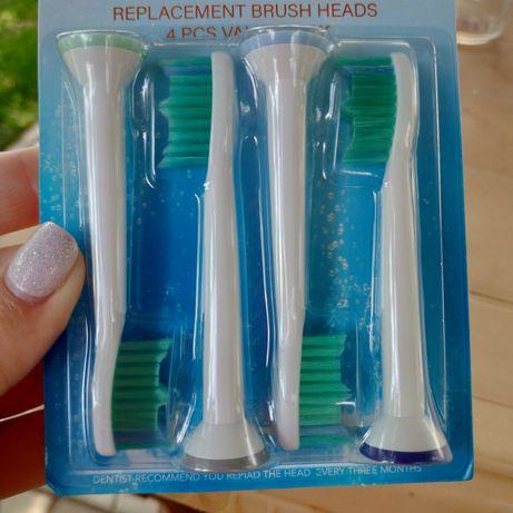 Насадки на зубные щетки Philips Sonicare