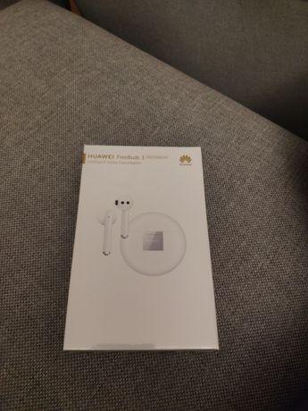 Bezprzewodowe słuchawki Huawei FreeBuds 3