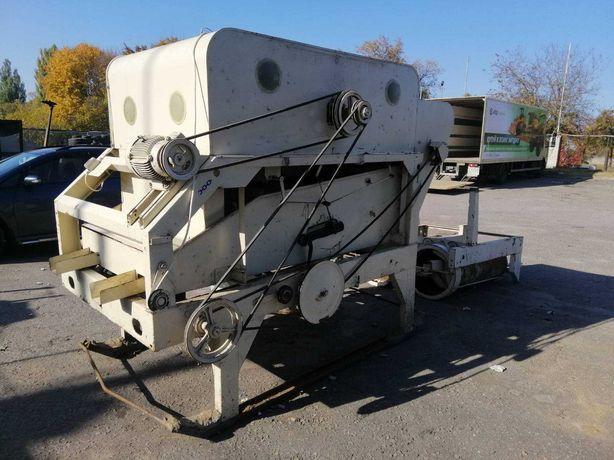 Сепаратор калибратор Петкус Гигант К-531 заводской для сеялки посевмат