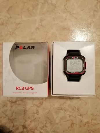 Relógio GPS Polar RC3