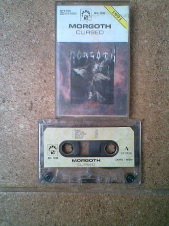 Kaseta MORGOTH < cursed > MG 1030 Death Metal