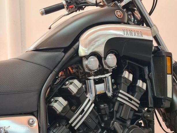 Yamaha Vmax 1200 VBoost Full Power