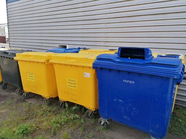 Kosz/ Pojemnik na odpady 1100l
