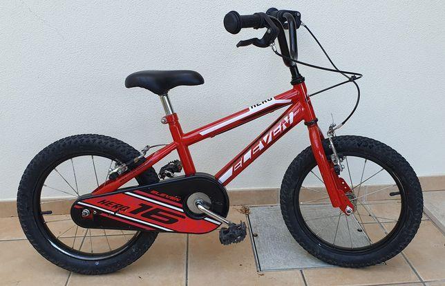 "Bicicleta criança Eleven Hero 16"""