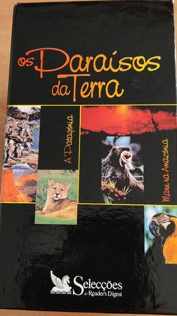 VHS Paraísos da Terra e Areias do Tempo