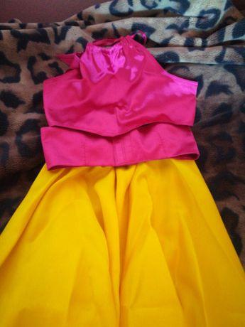 Продам восточный костюм для девочки начальных классов, дешево