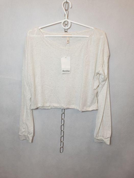 Bershka bluzka top r.L Nowy Sielc - image 1