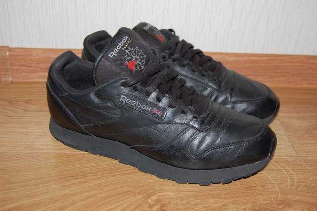 Кроссовки Ecco Reebok klasicc .кожаные 43 размер оригинал 27.5 см