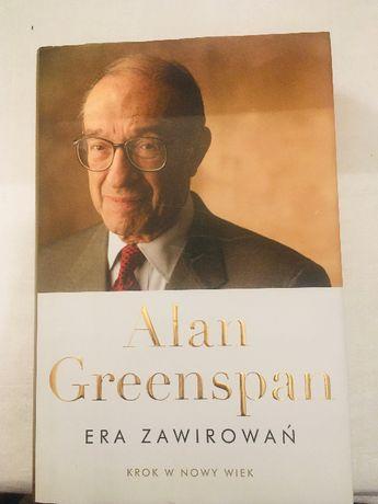 Era zawirowań Alan Greenspan