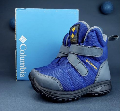 Зимние сапоги ботинки Columbia