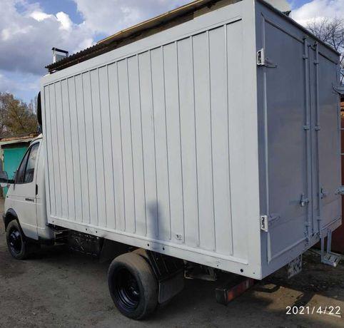 Продам ГАЗель 3302 термобудка