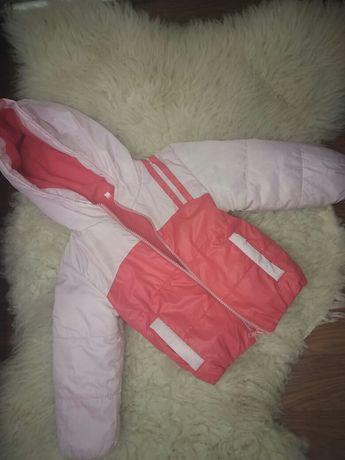 Курточка детская