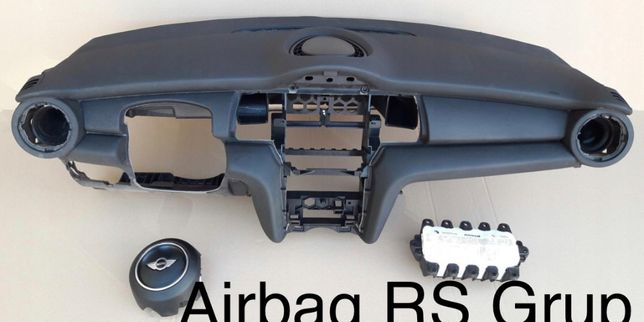 Mini Cooper f56 one - tablier airbags cintos