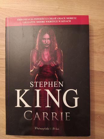 Ksiazka 'Carrie'