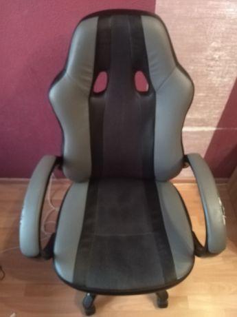 Krzesło gamingowe AGGESTRUP szary