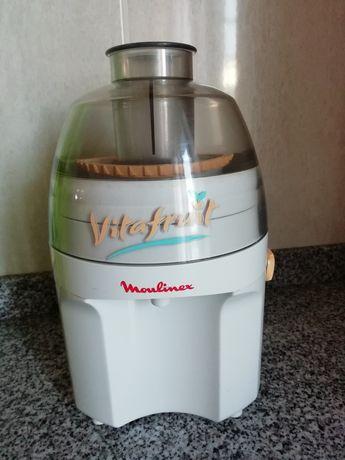 Máquina centrifugadora para sumos naturais e smoothies