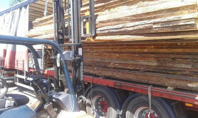 Лесоматериалы, необрезная доска для корпусной мебели, 50мм. Пилорама