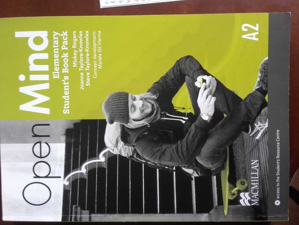 Open Mind A2 podręcznik