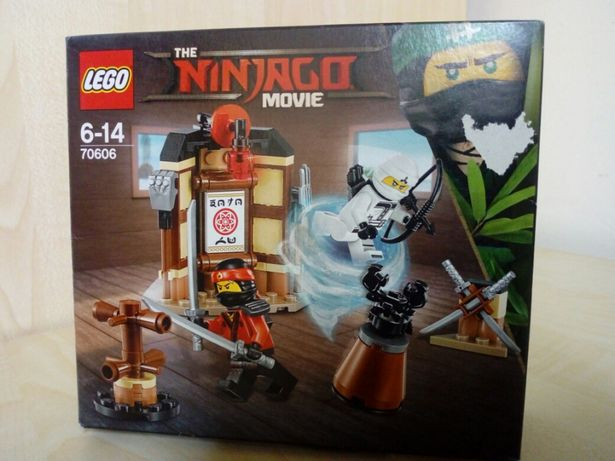 Lego The Ninjago Movie_nr 70606