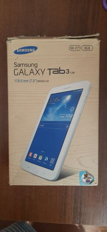 Планшет Samsung galaxy tab3 lite