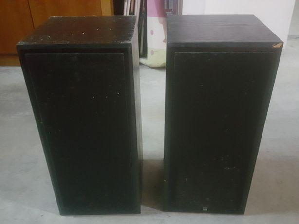 Colunas Dual Vintage Hi-FI 3 - WAY BOX CL-9010.130W