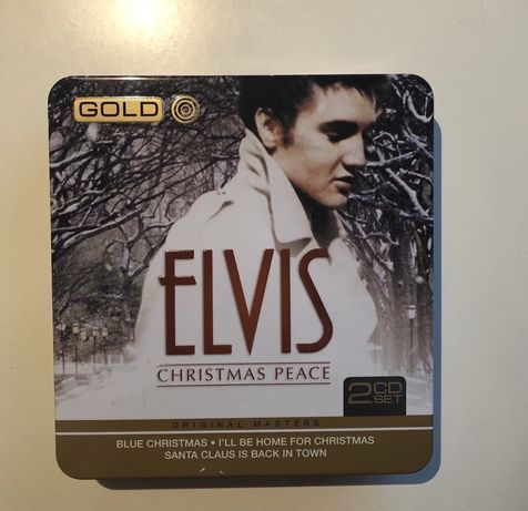 Elvis - Christmas Peace  2CD set