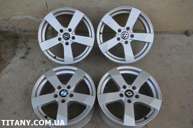 Диски Dezent BMW F30 R17 5x120 7.5j is37 ф30 E90 E46 бмв E36 X5 X3 X1