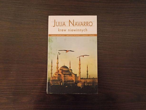 "Julia Navarro ""Krew niewinnych"""