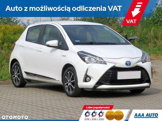 Toyota Yaris 1.5 Hybrid, Salon Polska, 1. Właściciel, Automat, VAT 23%,