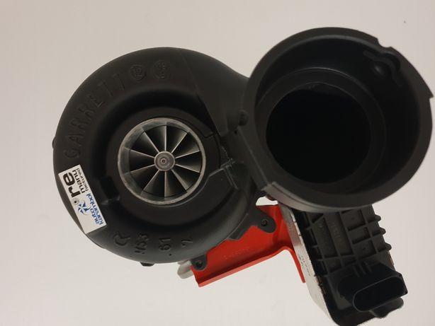 Bardzo Wydajna Turbosprężarka-Hybryda BMW X3 3.0 d 218KM