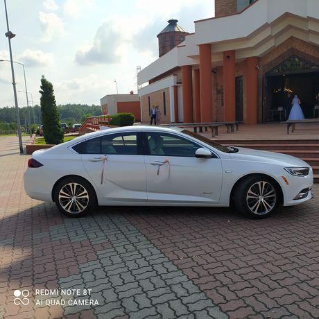 Auto do ślubu Regal Buick