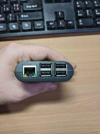 Raspberry Pi 3b+ в корпусе
