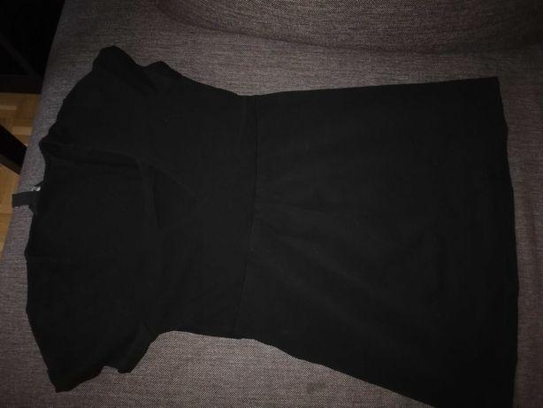 Bluzka czarna h&m mama ciążowa i do karmienia r. 36