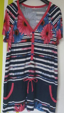 XL Sukienka/ tunika na lato