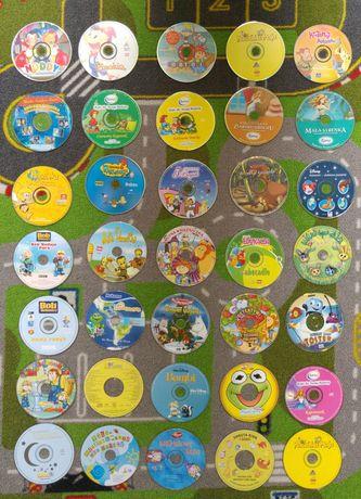 Bajki dla dzieci kołysanki filmy cd