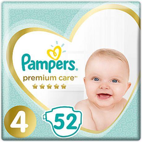 Подгузники Pampers Premium Care 1, 2, 3, 4, 5
