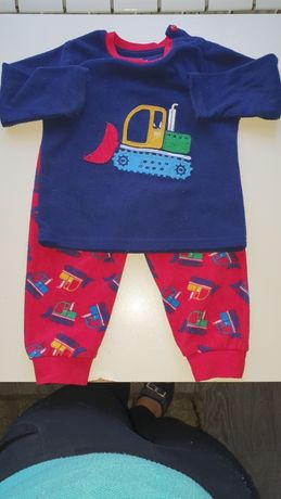 Флисовая пижамка Early days