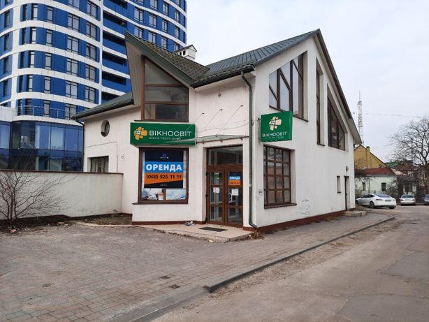 Оренда комерційного приміщення 207 м.кв. Франк. р-н