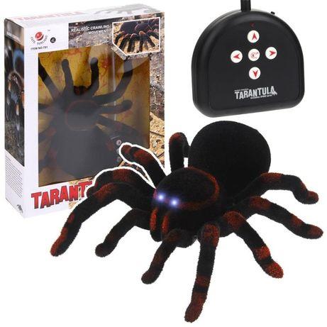 Pająk Tarantula Zdalnie Sterowany LED + Pilot R/C