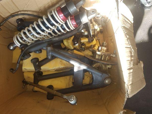 Egl lyda 250 części quad