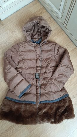 Курточка зимняя на девочку.