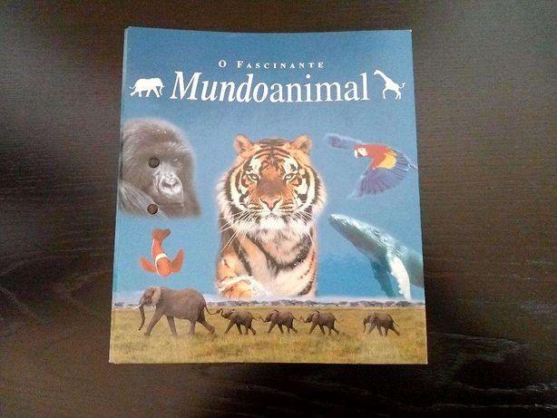 Coleção fascículos Mundo Animal