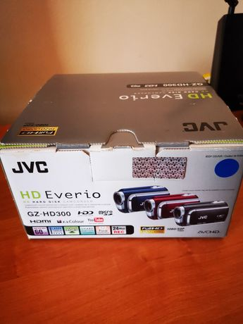 Kamera JVC GZ-HD300 idealna